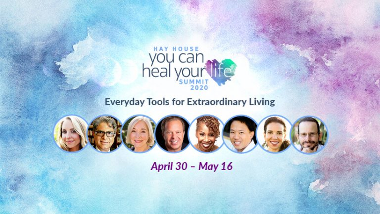 The You Can Heal Your Life Summit Starts Tomorrow!