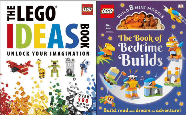 LEGO Bedtime Builds and Ideas