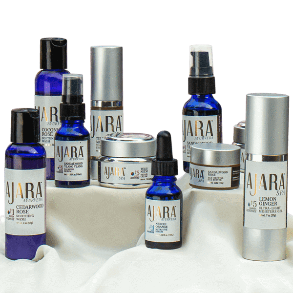 Ajara Organic Skincare for All Skin Types