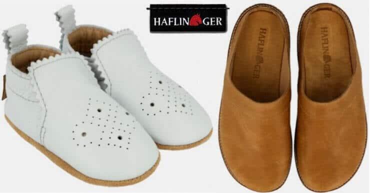 Trendy Haflinger Footwear for Summer
