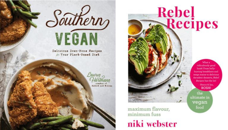 Southern & Rebel Recipes for Vegans