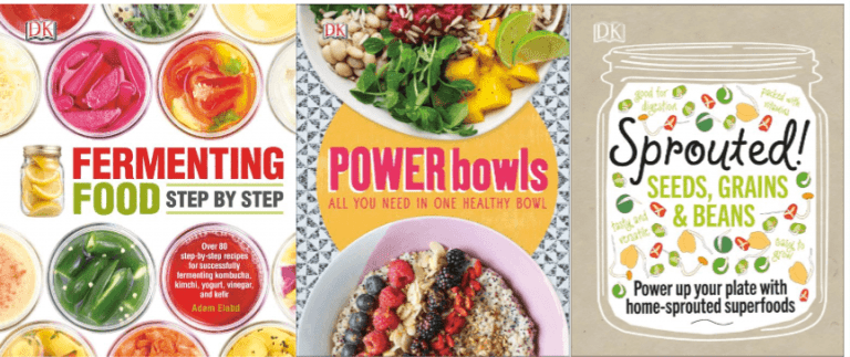 Fermenting, Sprouting & Powerbowls