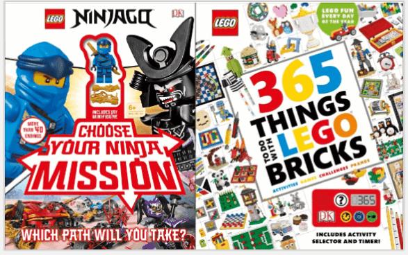LEGO Ideas & Ninja Missions