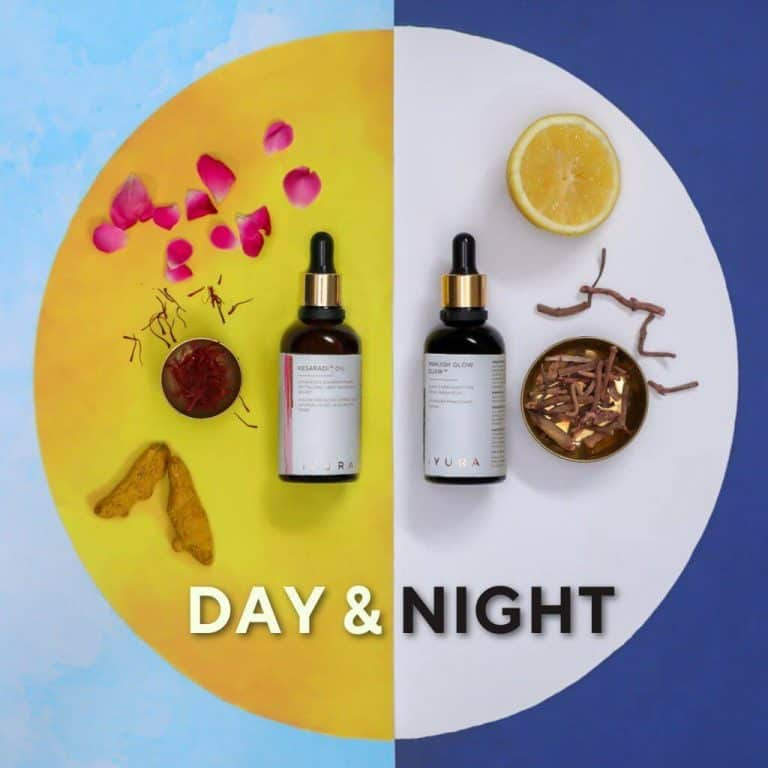 iYura Day & Night Face Duo for Healthy, Gorgeous, Youthful Skin