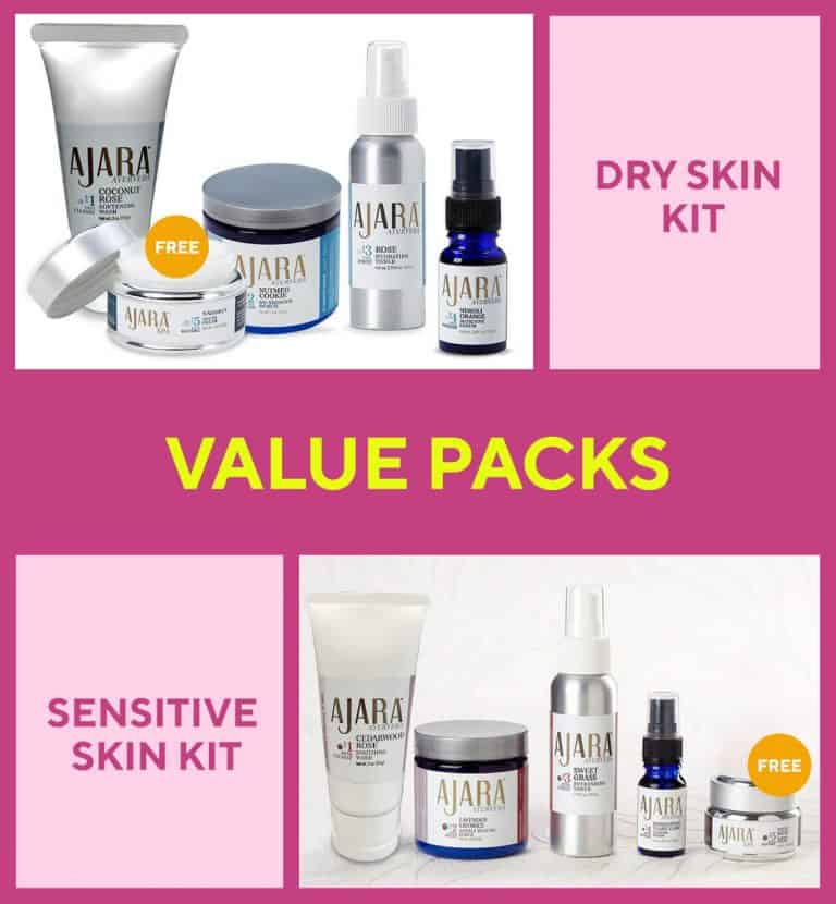 Organic Ayurveda Skincare on Sale!