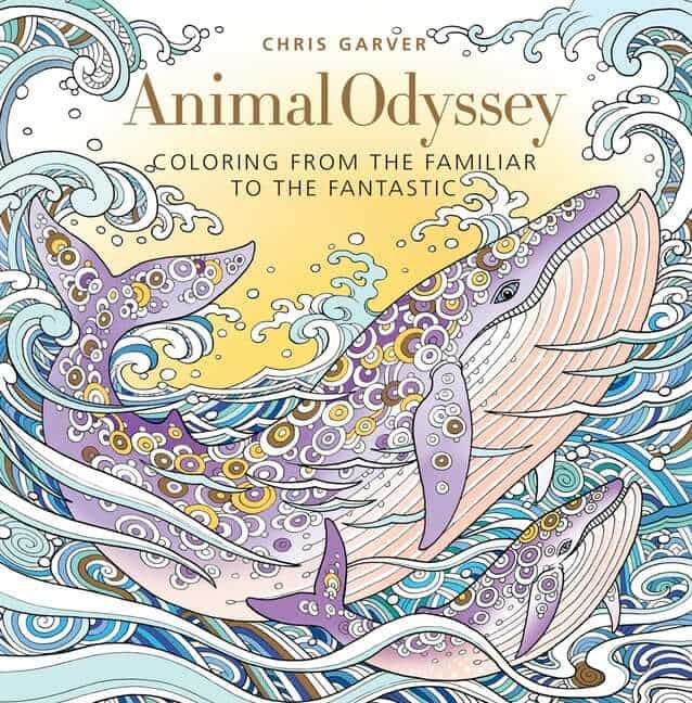 Graceful Illustrative Coloring Books