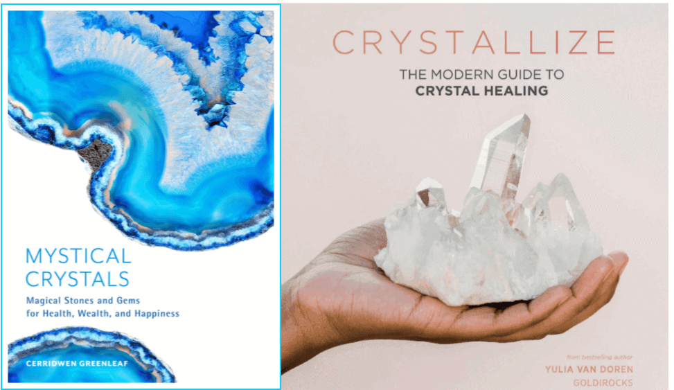 Crystal Guides to Health, Wealth and Happiness