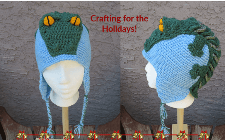 Crafting for Christmas – Already?
