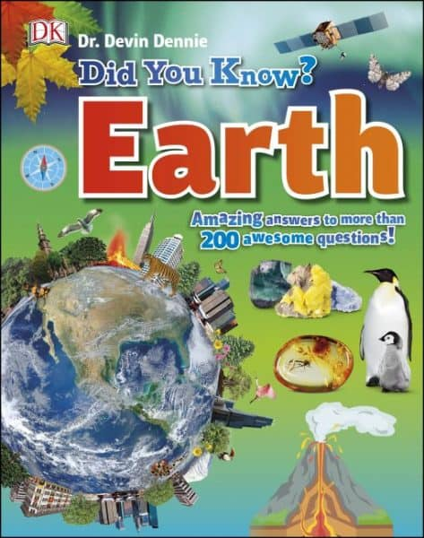 Did you Know Earth reference book