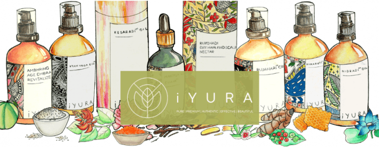 iYura, a Pure, Organic, Premium, Effective Ayurvedic Skincare Collection!