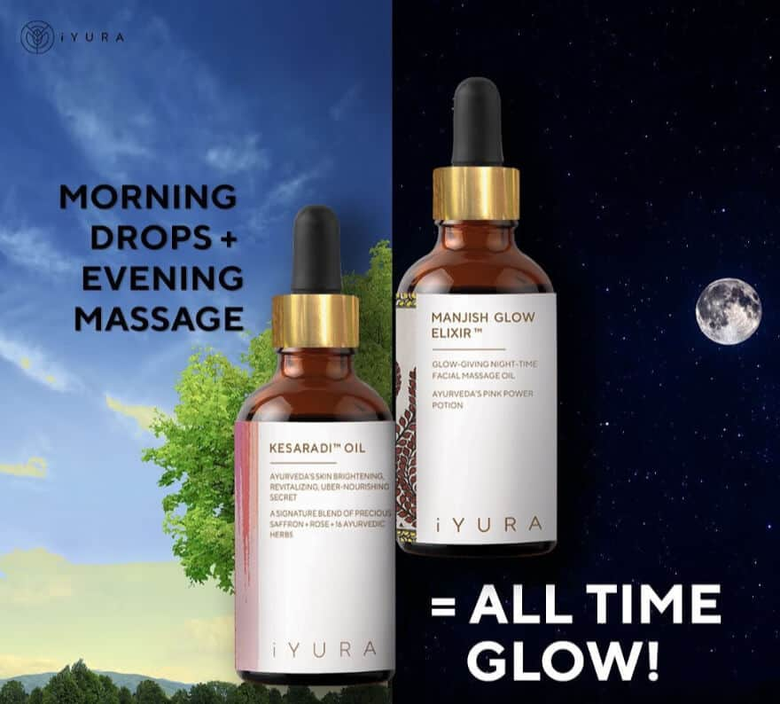iYura Day and Night Duo Set for Healthy, Glowing, Youthful Skin!
