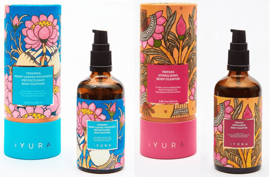 iYura Body Massage Oils for Softer, Clearer, Glowing Skin!