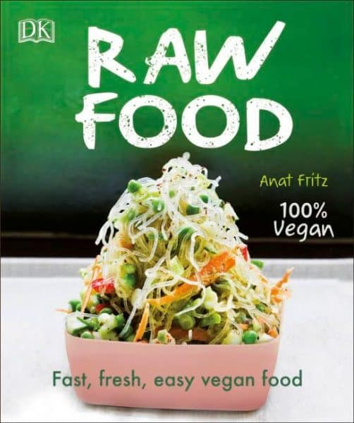 Raw Food recipe book, includes 65 easy to make meals for a healthy life.