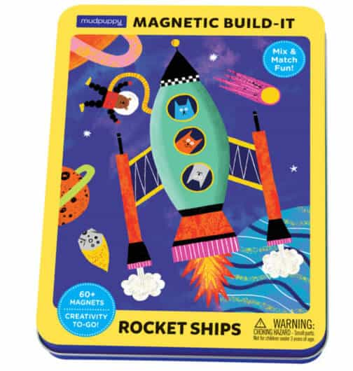 Magnetic Rockets activity set
