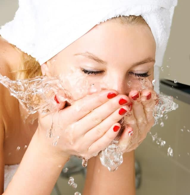 How Often Should We Wash Our Face, and With What?