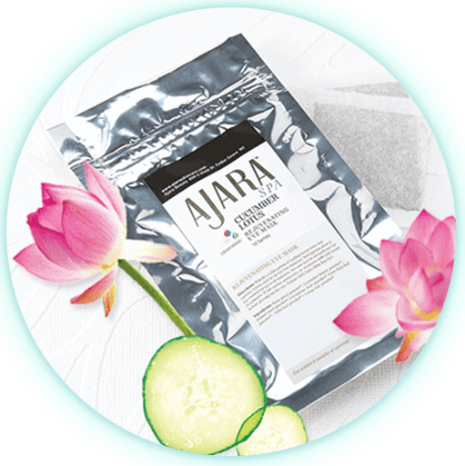 Ajara Soak 'n' Soothe Eye Spa Duo