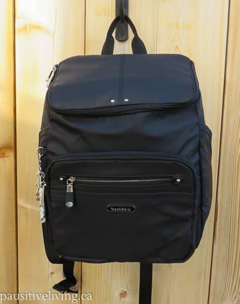 Beside U Pratum Backpack Front