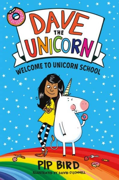 Dave the Unicorn Storybook - back to school read