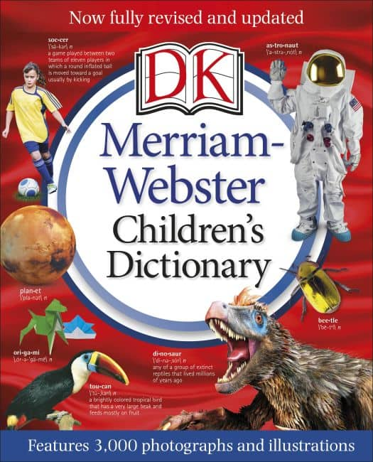 Merriam-Webster Children's Dictionary New Edition