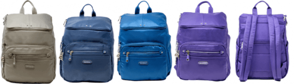 Beside U Pratum Backpack is available in 5 colors.