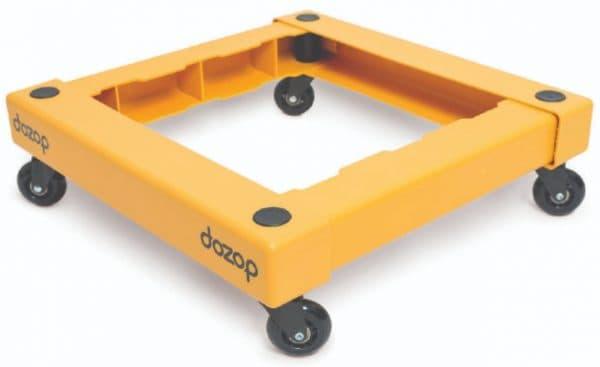 Dozop dolly assembled