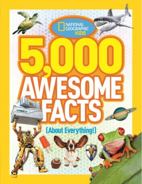 National Geograhic Kids 5000 Awesome Facts