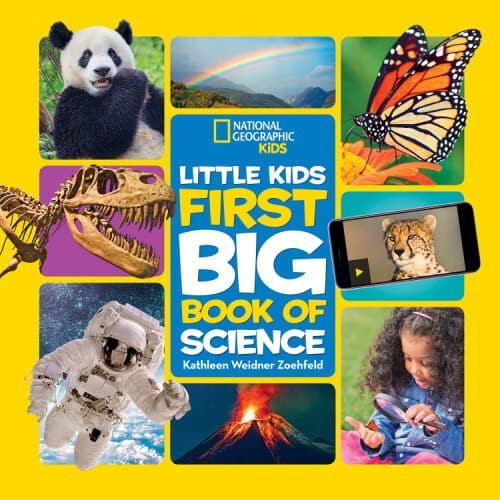 National Geographic Kids Books Home Learning Essentials Bundle