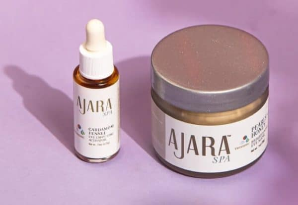 Ajara Spark Circle Under Eye Indulgence duo