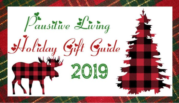 Pausitive Living 2019 Holiday Banner