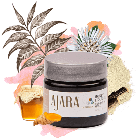 Ajara Honey Licorice Hydrating Mask
