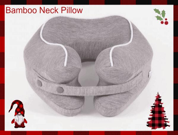 Cariloha Bamboo Neck Pillow