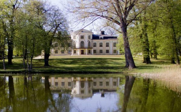 Paezeriai Manor in Lithunania