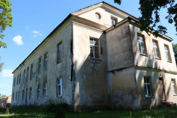 Radviloniai Manor in Lithuania