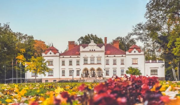 Rokiskis Manor in Lithuania