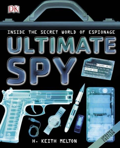 Ultimate Spy - Peek inside the covert world of espionage - its history, high-tech spy gadgets, and aspects of spycraft from surveillance to assassination.