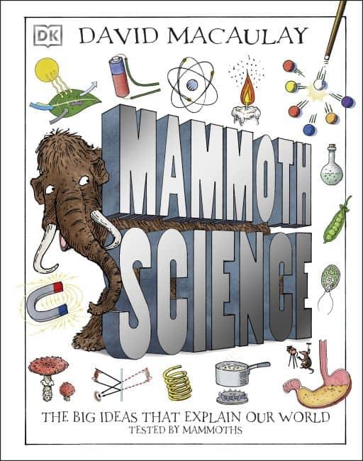 Kid's I Love Science Books