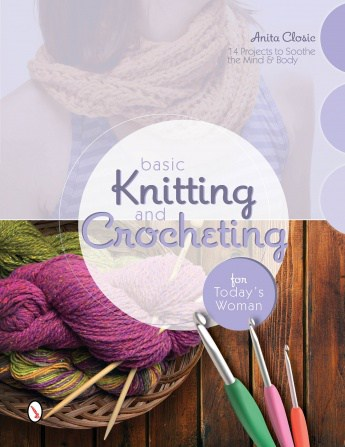 Knitting & Crocheting Craft Books