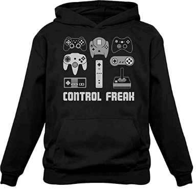 gamers hoodie