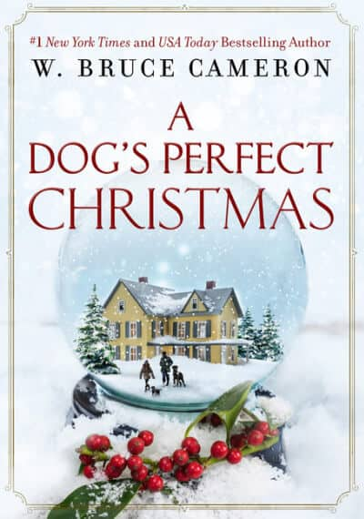 a dog's perfect Christmas - holiday reading