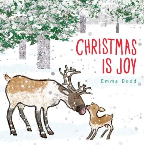 Christmas is Joy storybook