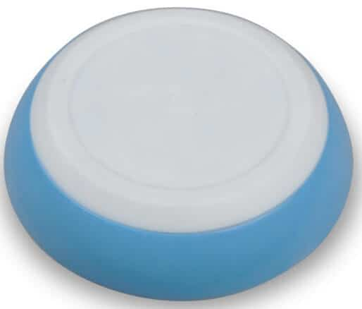 silicone bottom cat dish