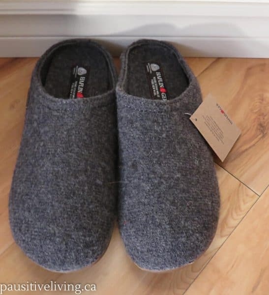 Everest slippers