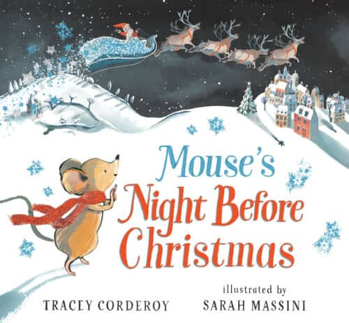 Mouse's Night Before Christmas Storybook