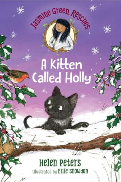 A Kitten Called Holly Christmas Storybook