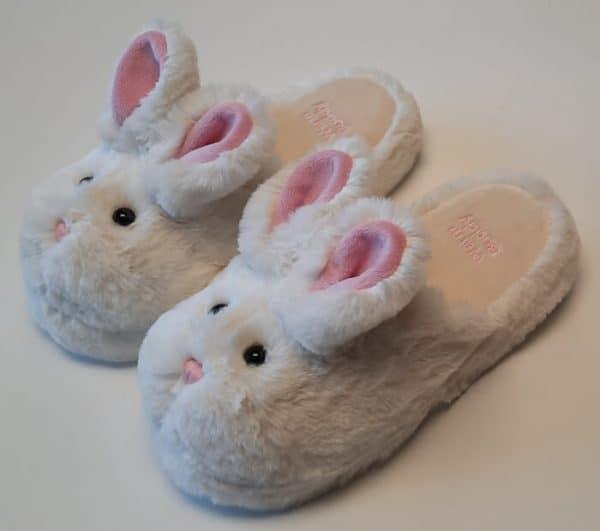 Warmy Buddy Bunny Slippers side view