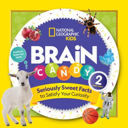 National Geographic Kids Brain Candy 2