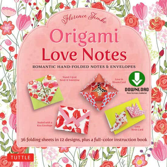 Origami All About Love Prize Pk