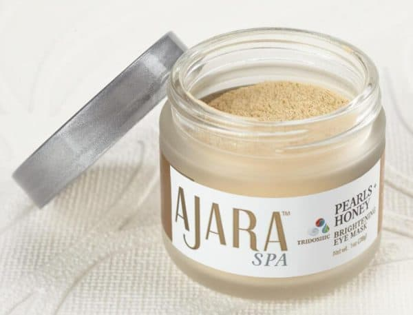 Pearl and Honey Brightening Powder Mask