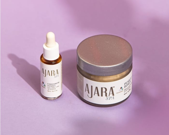 Banish Dark Circles, Puffiness and Fine Lines around your Eyes with Ajara Spark Circle Under-Eye Indulgence
