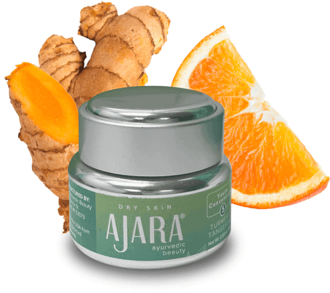 Ajara Turmeric Tangerine Youth Concentrate